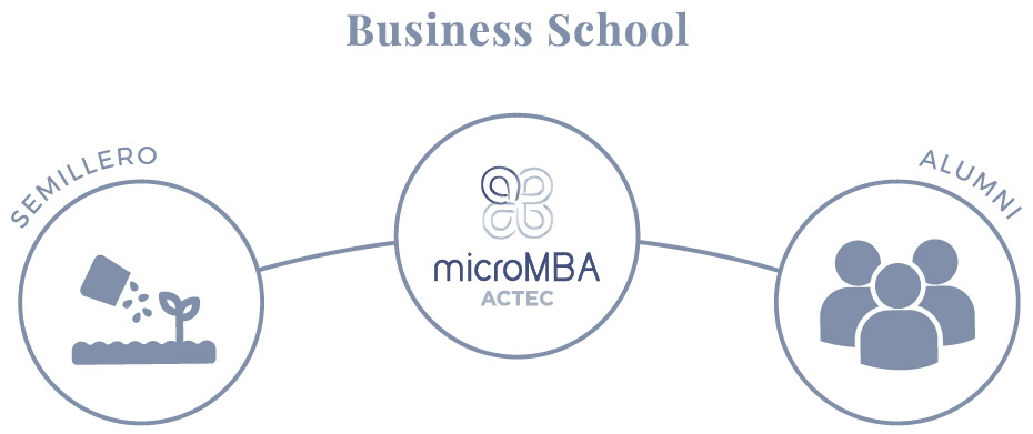 micromba-actec-business-school-esquema